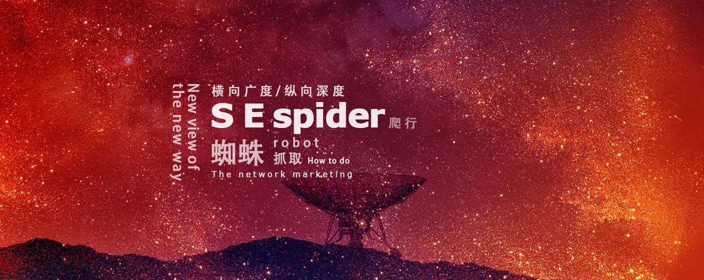 第三章 3.1 搜索引擎工作机制—SE spider爬行链接抓取内容 下